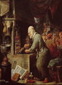The Alchemist - David The Younger Teniers