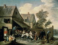 A Country Dance - David The Younger Teniers