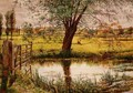 Water Meadow, 1865 - William Bell Scott