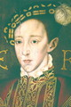 Portrait of Edward VI 1537-53 - William Scrots