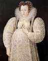 Unknown Lady, c.1595-1600 - William
