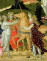 Triumph of Chastity, inspired by Triumphs by Petrarch 1304-74 2 - Jacopo Del Sellaio