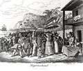 Slave Market in Martinique - Albert Schule