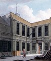 Old Saddlers Hall, Cheapside, City of London, 1821 - Robert Blemell Schnebbelie