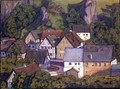 German Village - Gertrud Schafer