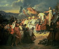 Charlemagne 742-814 Received at Paderborn Under the Rule of Witikind in 785 - Ary Scheffer