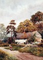 A Country Cottage - F.H. Tyndale