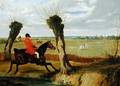 The Suffolk Hunt - Full Cry - John Frederick Herring Snr
