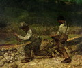 The Stonebreakers 2 - Gustave Courbet