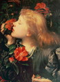 Portrait of Dame Ellen Terry (1847-1928) c.1864 - George Frederick Watts
