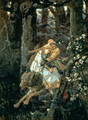 Prince Ivan on the Grey Wolf, 1889 - Viktor Vasnetsov