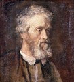 Portrait of Thomas Carlyle (1795-1881) - George Frederick Watts