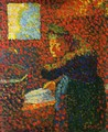 My Grandmother, 1892 - Edouard (Jean-Edouard) Vuillard