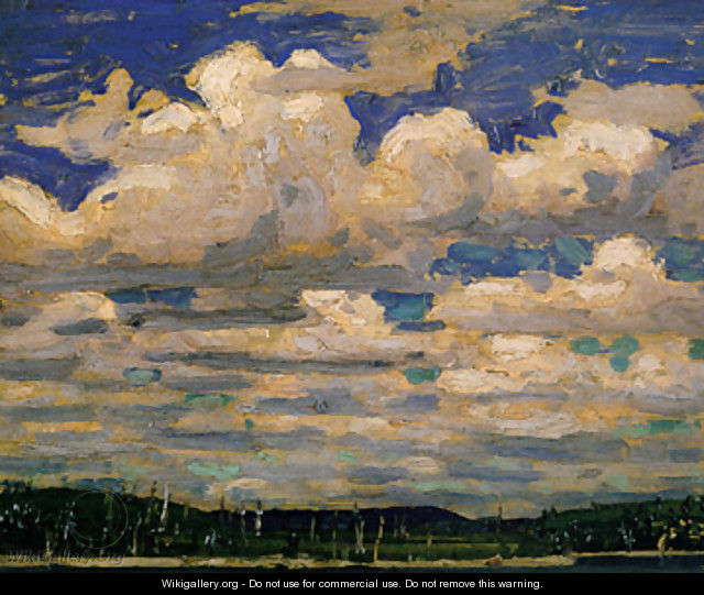 Summer Day - Tom Thomson
