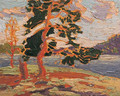 The Pine Tree - Tom Thomson