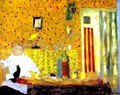 After the Meal. c. 1900 - Edouard (Jean-Edouard) Vuillard