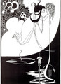 The Climax, illustration from 'Salome' by Oscar Wilde, 1893 - Aubrey Vincent Beardsley