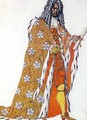 Costume design for The Master of Ceremonies, from Sleeping Beauty, 1921 - Leon (Samoilovitch) Bakst