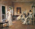 Rehearsal in the Studio - Edmund Charles Tarbell