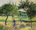 Bountiful Harvest, 1893 - Camille Pissarro