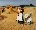 The Gleaners - Alexander Mann