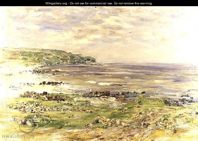 Preaching of St. Columba, Iona, Inner Hebrides - William McTaggart