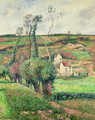 The Cabbage Slopes, Pontoise, 1882 - Camille Pissarro