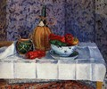 Still Life with Peppers, 1899 - Camille Pissarro