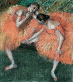 Two Dancers, c.1898 - Edgar Degas