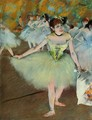 On Stage, 1879-81 - Edgar Degas