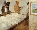 Cotton Merchants in New Orleans, 1873 - Edgar Degas