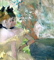 Dancers in the Wings - Edgar Degas