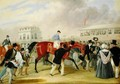 The Derby Pets- The Winner, 1842 - James Pollard