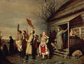 Easter Procession, 1861 - Vasily Perov