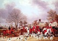The Hertfordshire Hunt - James Pollard