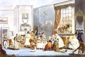 Stage Coach Passengers at Breakfast - James Pollard