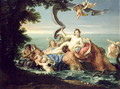 The Triumph of Galatea - Giuseppe Chiari
