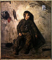 A Chimney Sweep from Savoie, 1832 - Auguste de Chatillon