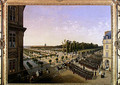 Review of Troops in the Jardin des Tuileries, 1835 - Capitaine Cheret