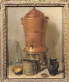 The Copper Drinking Fountain, c.1733-34 - Jean-Baptiste-Simeon Chardin