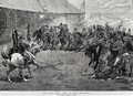 The Wild West Show at West Brompton, 1887 - John Charlton