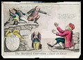 The Hartford Convention, or 'Leap no leap', Feburary 1815 - William Charles
