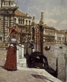 On the Grand Canal, Venice - James Charles