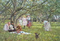 The Picnic - James Charles