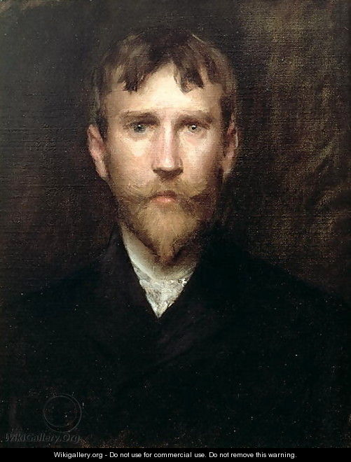 Robert Blum, 1888 - William Merritt Chase