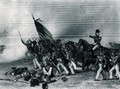 The Battle of Chippewa, General Scott Ordering the Charge of McNeil's Battalion, 5th July 1814 - Alonzo Chappel