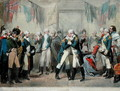 Washington's Farewell to his Officers - Alonzo Chappel