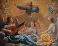 A Concert of Angels - Philippe de Champaigne