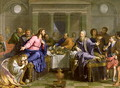 Christ in the House of Simon the Pharisee, c.1656 - Philippe de Champaigne