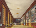 The Ball Room, Hampton Court, from